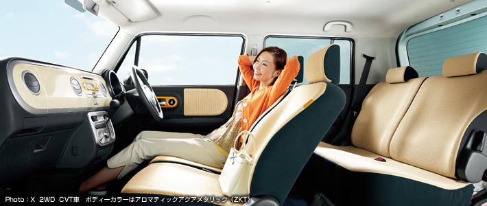 2009 suzuki alto lapin beige interior