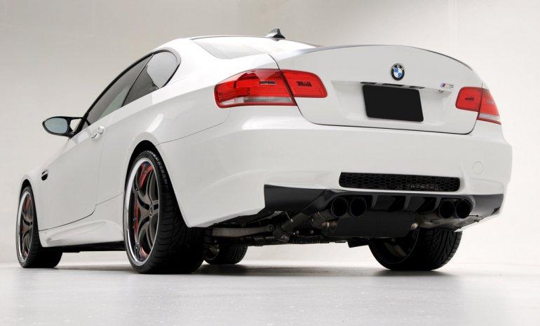 Vorsteiner Exhaust BMW M3