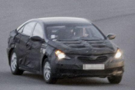 2010 Hyundai Sonata front