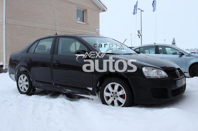 Revamped VW Jetta