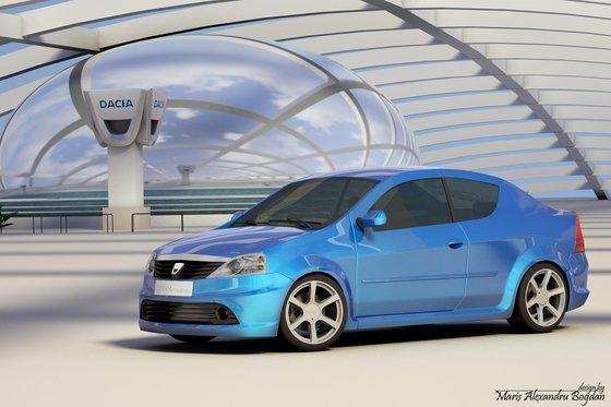 Dacia_Renault_Logan_Coupe- 1