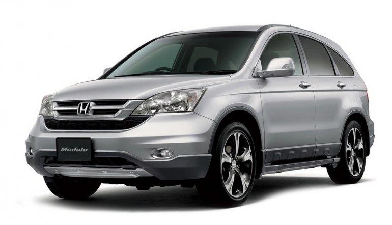 2010_Honda_CR-V_Modulo- 1