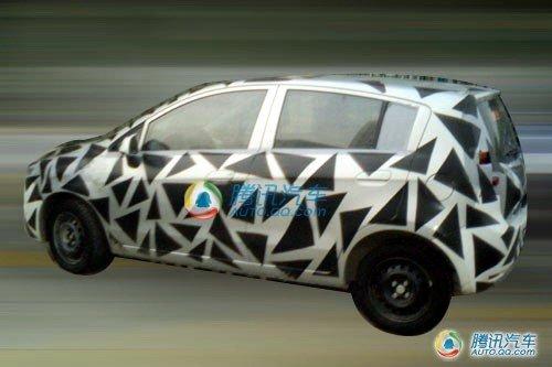 Next_generation_Chevrolet_Aveo_Sail- 2