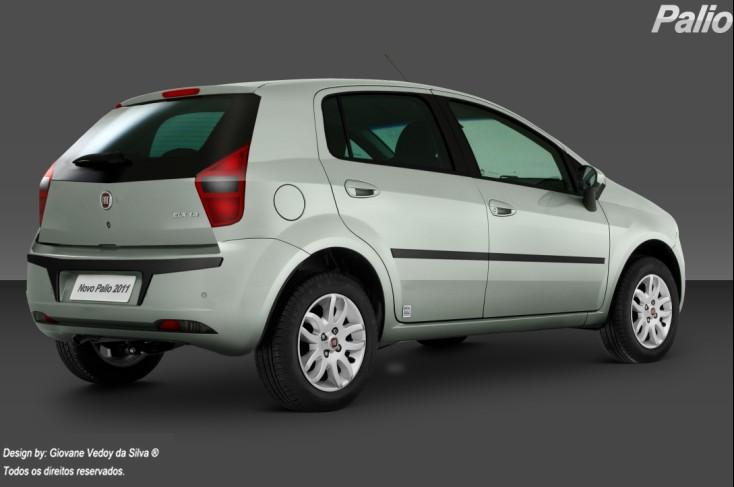 Fiat Palio 2011-1