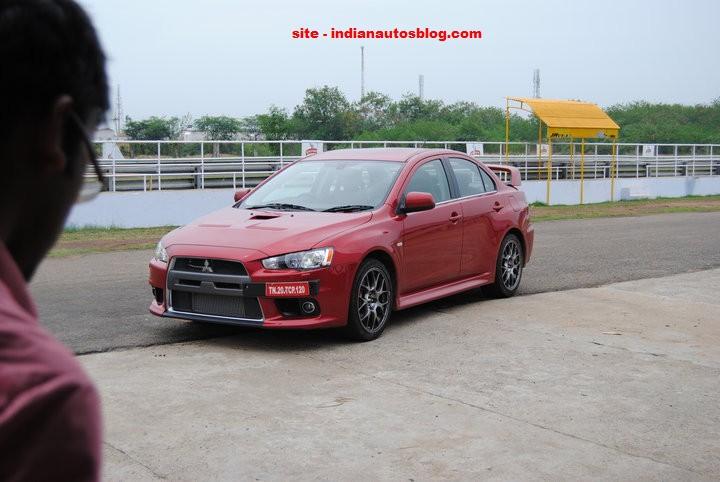 Indian Autos Blog Lancer Evo X