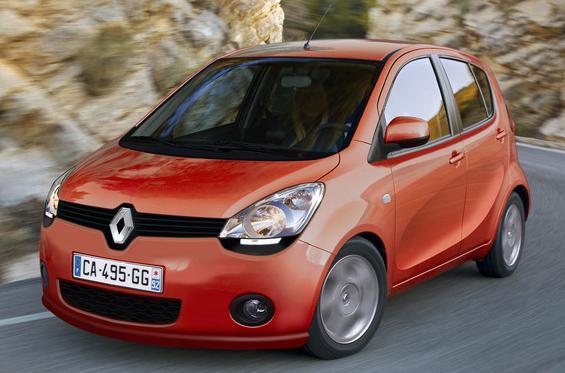 2012 Renault-Nissan-Bajaj ULC small car rendering