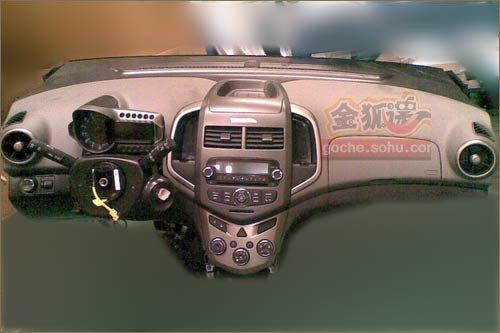 2011 Chevrolet Aveo U-VA