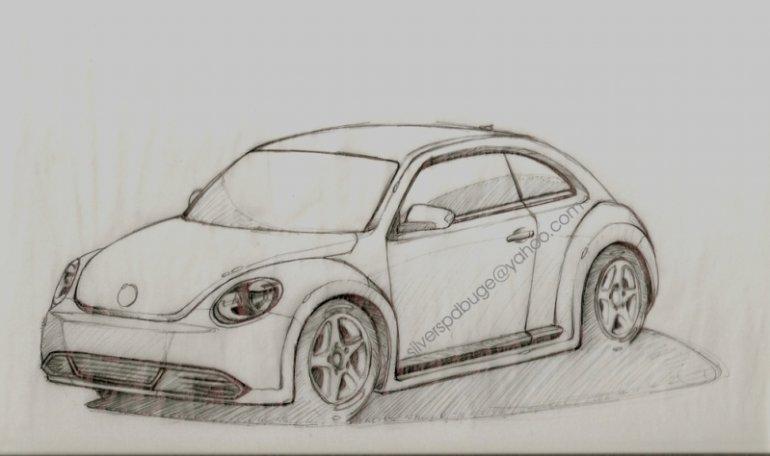 2011 VW Beetle