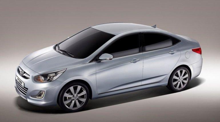 Hyundai RB sedan spied india