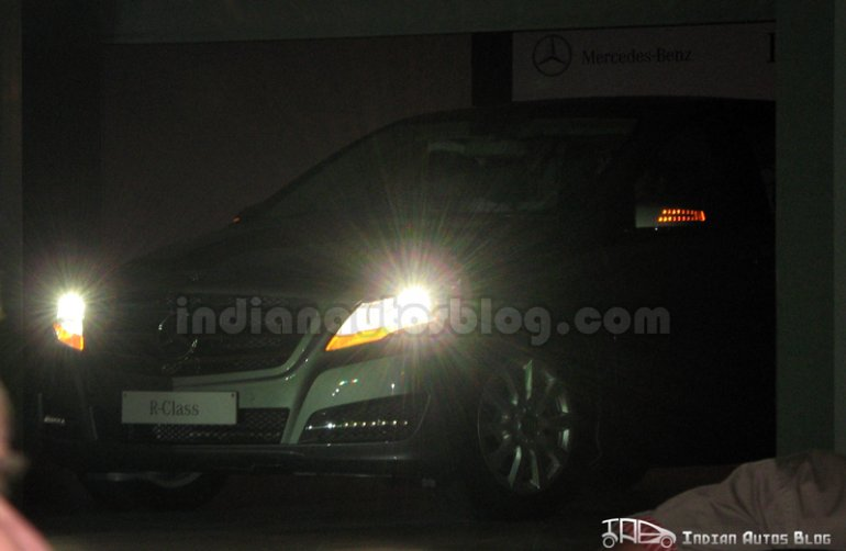 Mercedes Benz R-Class India