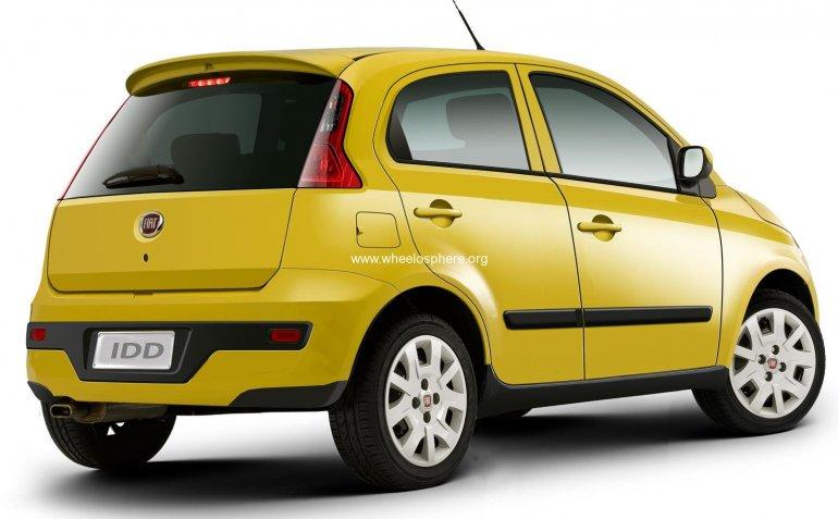 Fiat India small car