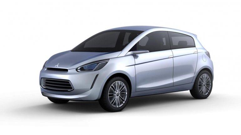Mitsubishi Global Small Car
