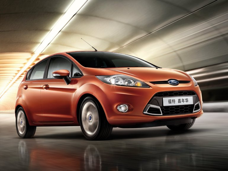 Ford Fiesta Hatchback India