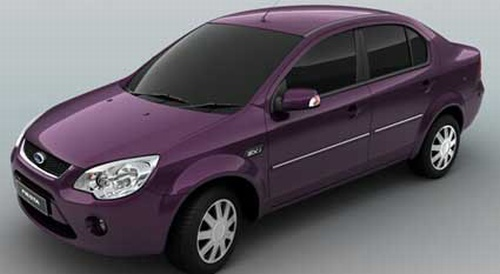 Ford Fiesta India