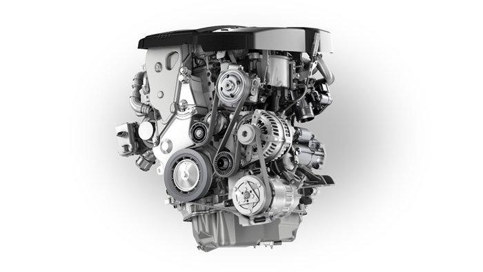 Jaguar i4D engine
