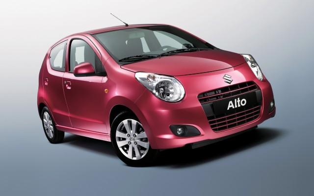 Suzuki Alto A-Star