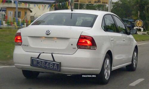 VW Vento Malaysia