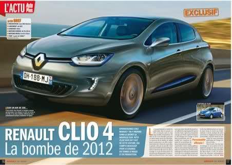 2013 Renault Clio front