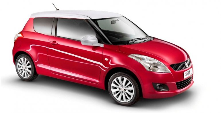 Suzuki Swift Bi-Tone