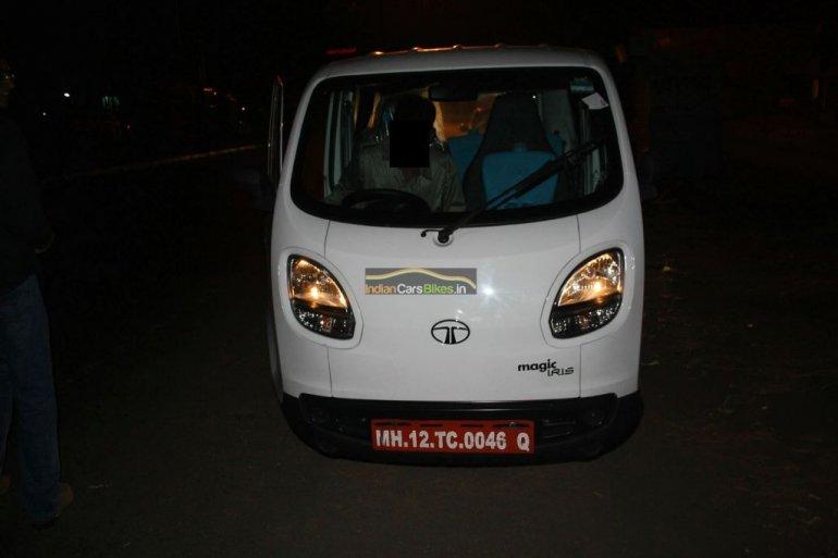Tata Magic Iris CNG