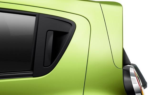 Chevrolet Beat rear door handle