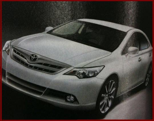 2012 Toyota Camry front right