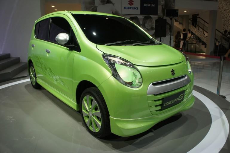 Suzuki Concept G front