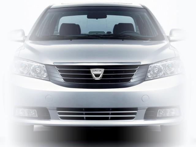 Dacia X52 front