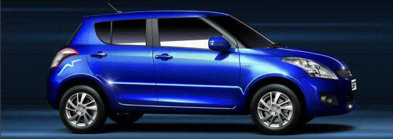 Maruti Suzuki Swift colors