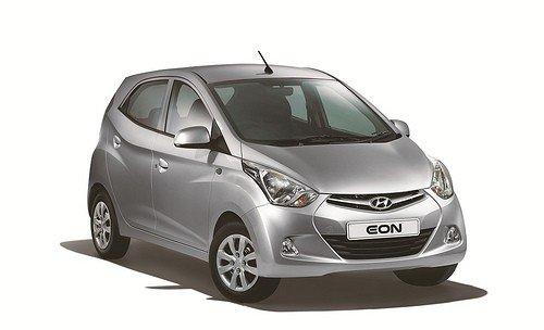 Hyundai Eon Gray