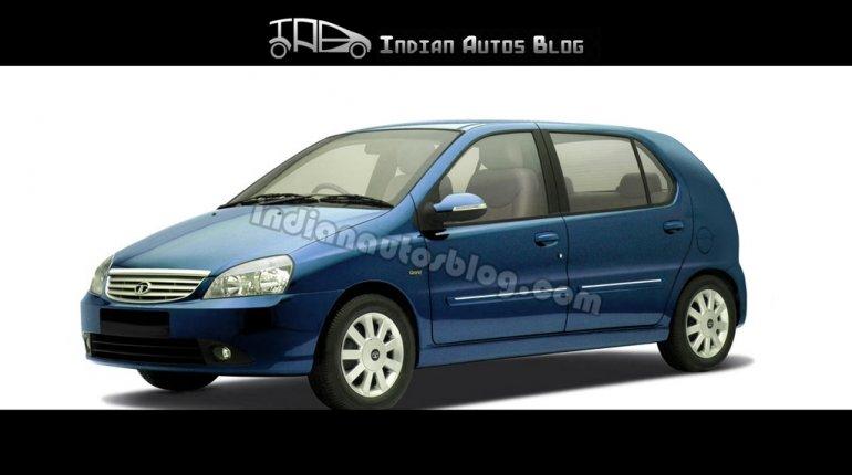 Tata Indica XL CR4