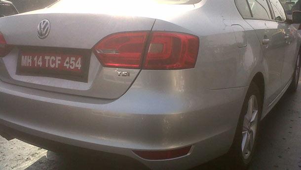 VW Jetta Petrol