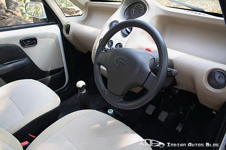 2012 Tata Nano Interiors