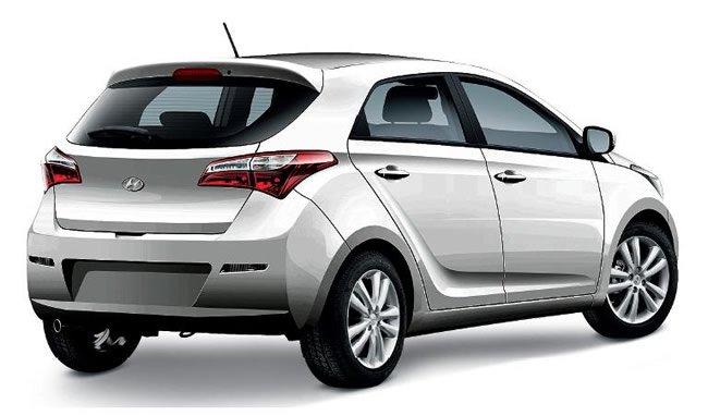 Hyundai HB rendering sketch