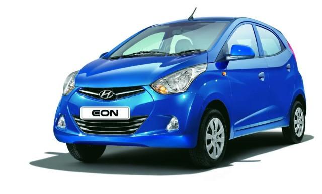 Hyundai Eon LPG