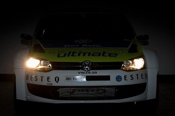 2012 Volkswagen Polo S2000 after dark