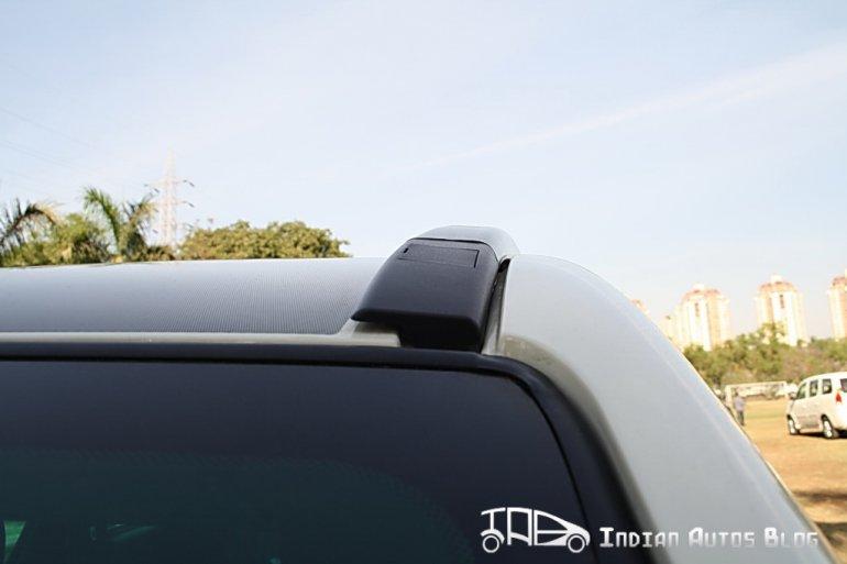 Mahindra Xylo E9 roof rails