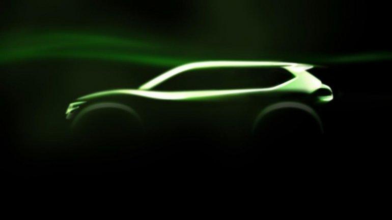 Nissan Hi-Cross Crossover Geneva debut