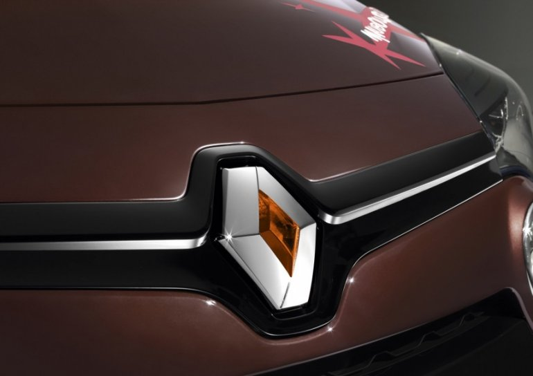 Renault Twingo Maboussin special edition for Europe