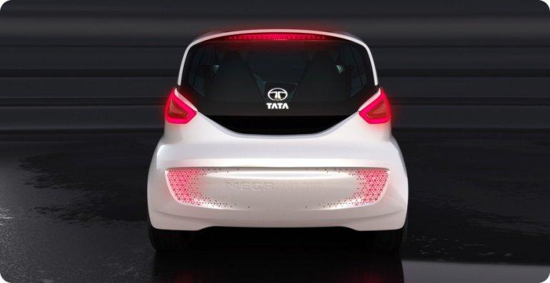 Tata Megapixel Concept rear