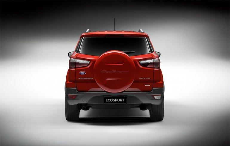 Ford EcoSport rear