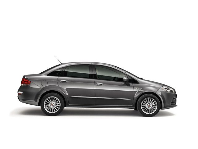 Fiat Linea facelift from the Turkish Fiat website