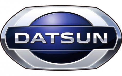 New Datsun Logo