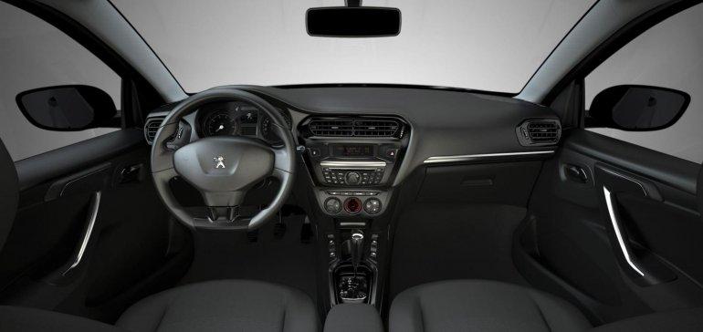 Peugeot 301 dashboard