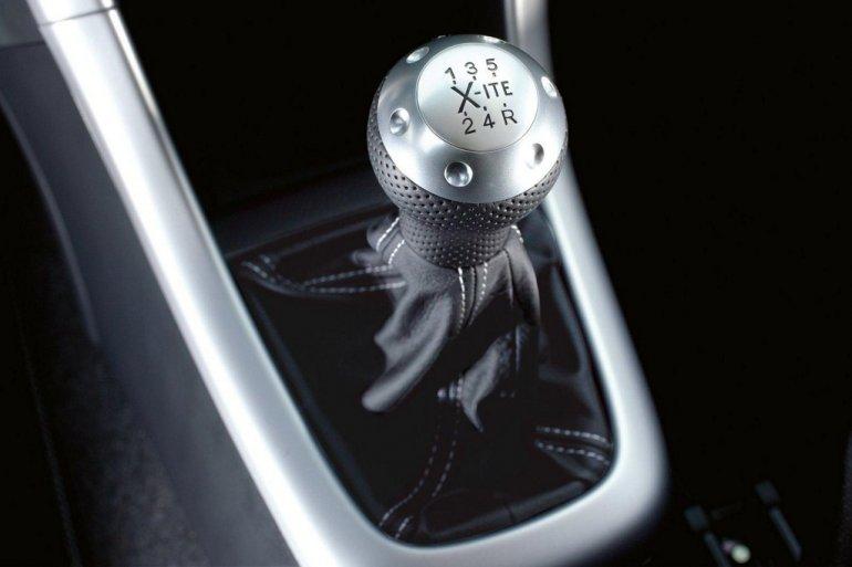 Suzuki Swift X-ITE special edition gear knob