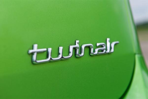 Twinair badge