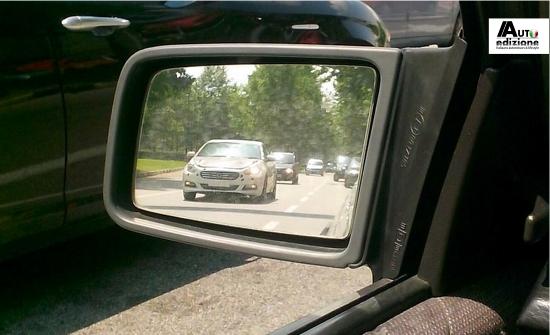 Fiat Viaggio spyshot