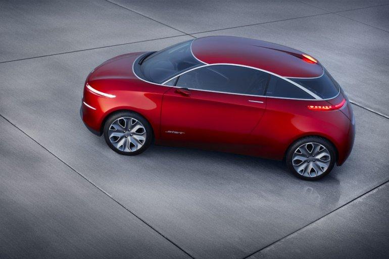Ford Start Concept exterior