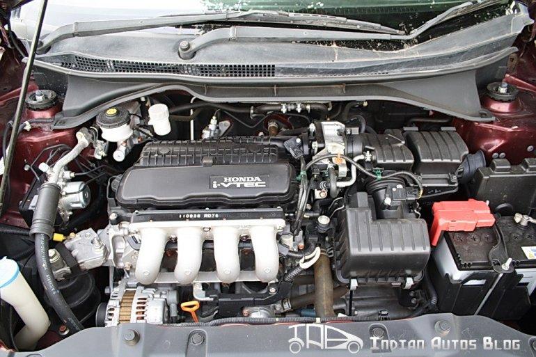 2012 Honda City engine