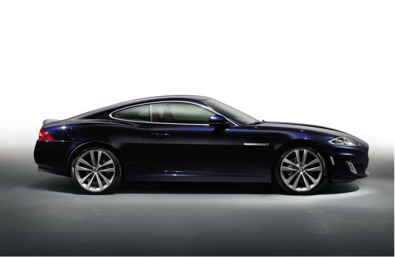 Jaguar XKR special edition exterior